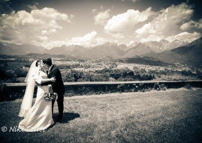Un grande amore, una promessa e un bacio