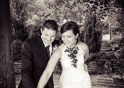 Il tradizionale taglio della torta di matrimonio, l'importanza in un gesto semplice