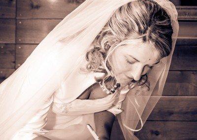 Attimi importanti che celebrano una promessa d'amore
