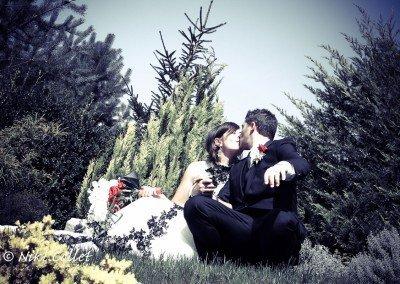 Amore, eleganza e complicità nel giorno del matrimonio