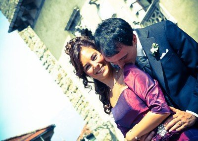 Ovunque tu sarai, ovunque io sarò per sempre felici insieme