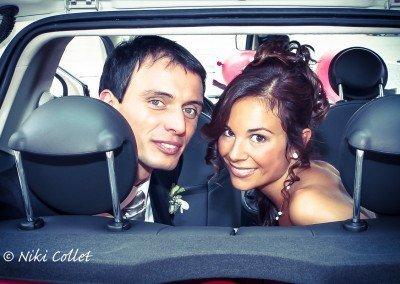 Oggi sposi! L'emozione e la felicità nel coronare il proprio sogno.