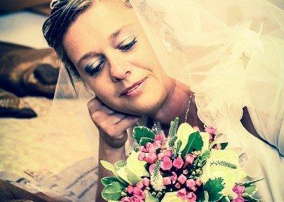 Attimi e pensieri d'amore prima del matrimonio
