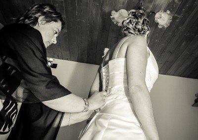 I preparativi prima della celebrazione del matrimonio
