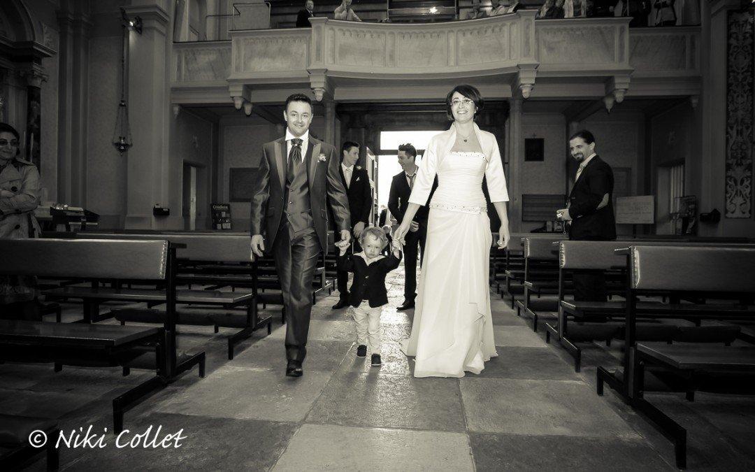 Partecipazione dei bambini alla cerimonia di nozze