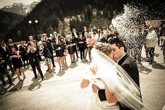 Viva gli sposi!