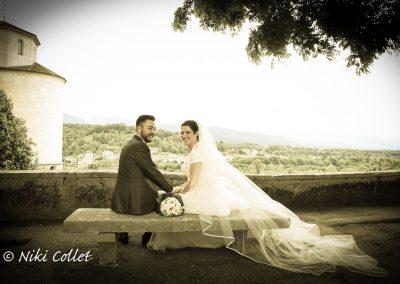 Fotografia di matrimonio, sposi, bouquet