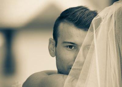 Servizio fotografico per matrimoni effetti colori Niki Collet