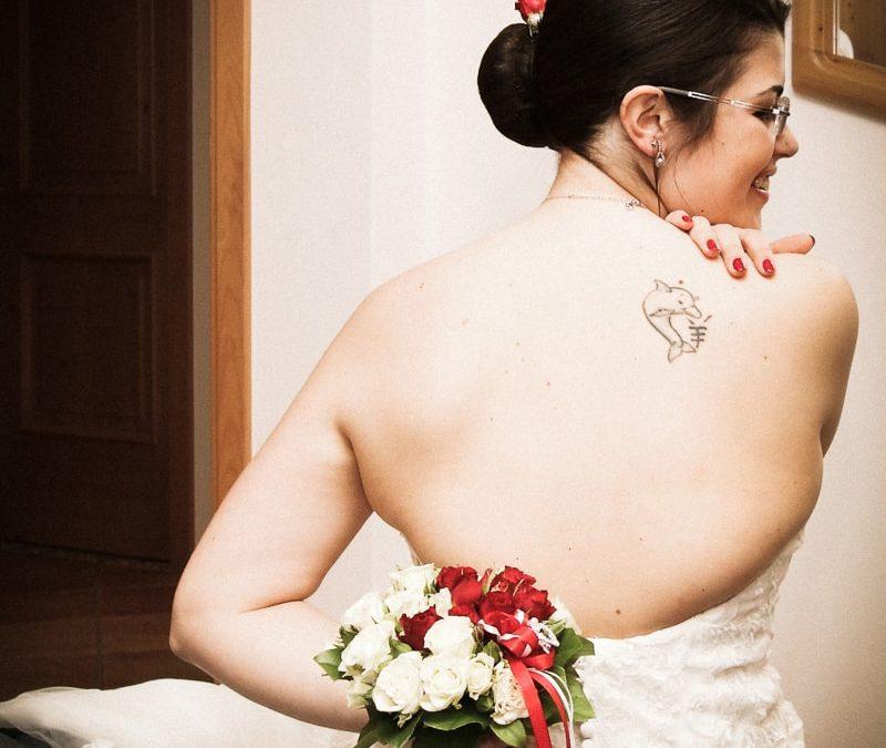 I tatuaggi sono segni nuovi scelti da te…