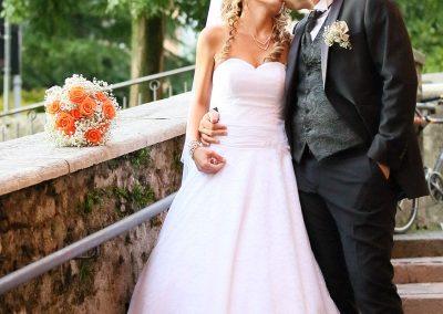 Fotografia professionale matrimonio a Belluno