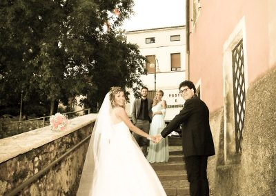 Fotografia e servizi fotografici di matrimonio in città