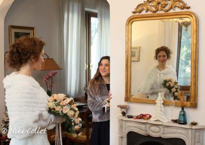 prima della cerimonia servizi fotografici di matrimonio