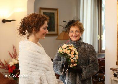 a casa della sposa servizi fotografici di matrimonio