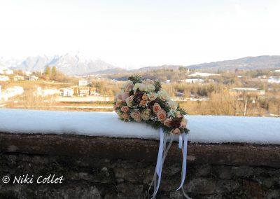Bouquet di nozze servizi fotografici matrimonio di Niki Collet