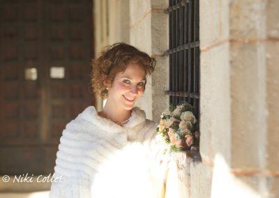 un sorriso e tanta felicità servizi fotografici matrimonio di Niki Collet
