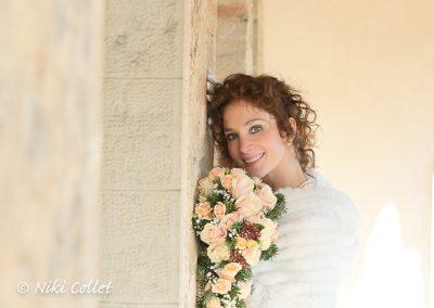 sposa servizi fotografici matrimonio di Niki Collet
