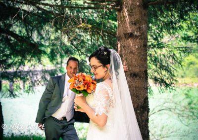 Bouquet e sposi servizi fotografici di matrimonio Feltre Belluno Veneto