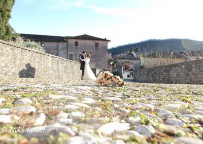 foto all'aperto giornata di sole servizi fotografici matrimonio di Niki Collet