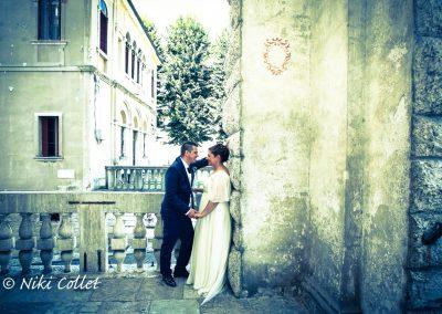 Effetti e contrasti di colori servizi fotografici matrimoniali