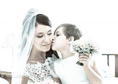 Sposa e bambini servizi fotografici matrimoni
