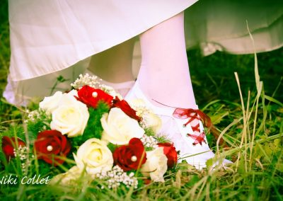 Un'immagine del servizio fotografico per matrimoni di Niki Collet a Belluno, Veneto Italia
