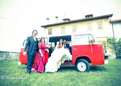 Foto di matrimonio e servizi fotografici all'aperto