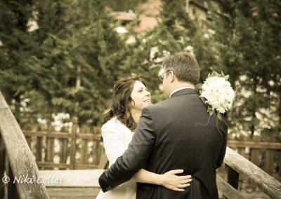 Fotografia di matrimonio con servizio fotografico