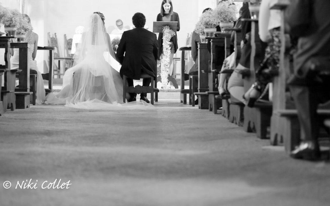 Attimi emozionanti durante la cerimonia di matrimonio