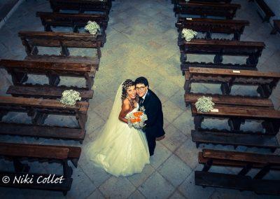 Fotografia di matrimonio servizi fotografici in chiesa