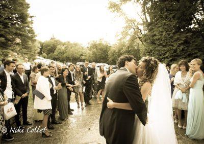 Dopo il fatidico si festeggiamenti fotografia matrimoni