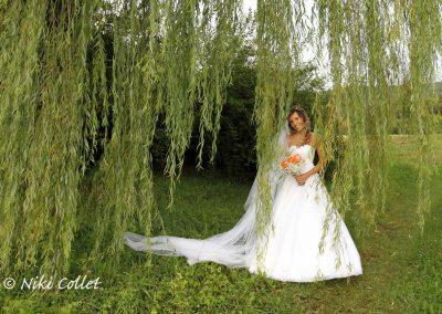 Immagini di servizi fotografici di matrimonio