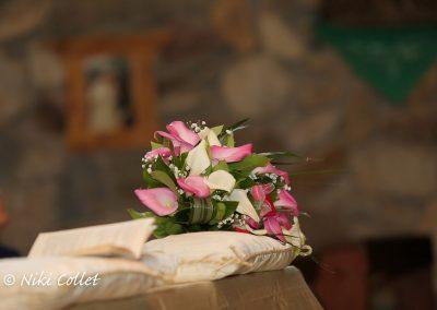 Bouquet della sposa servizio fotografico professionale
